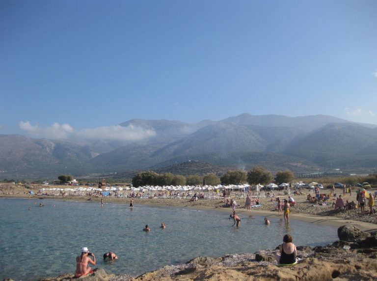 Potamos Beach