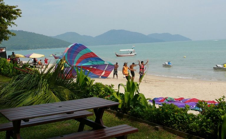Beach holidays in Penang