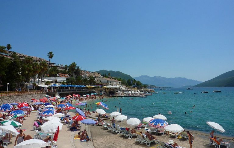 Beaches Herceg Novi