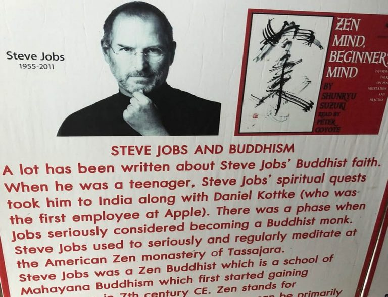 Information about Steve Jobs