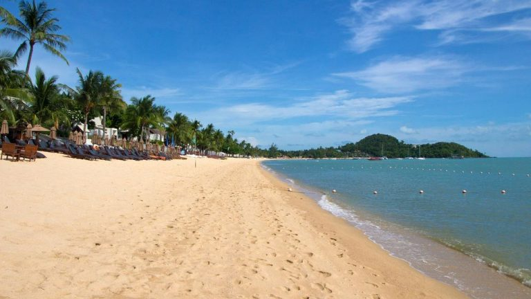 Great Chaweng Beach, Samui
