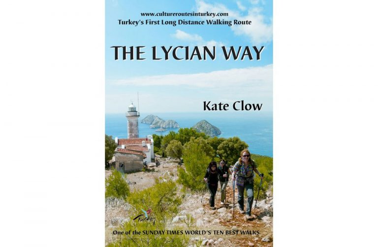 The book The Lycian Way