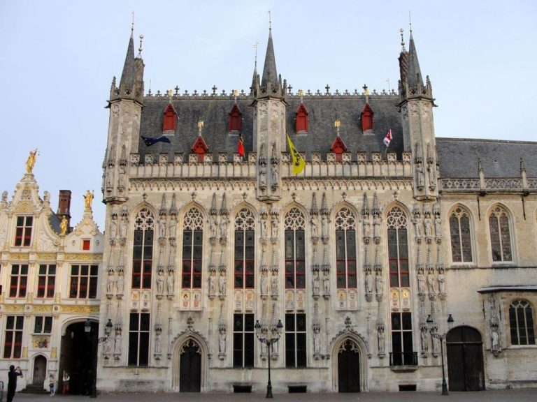 Town Hall in Bruges