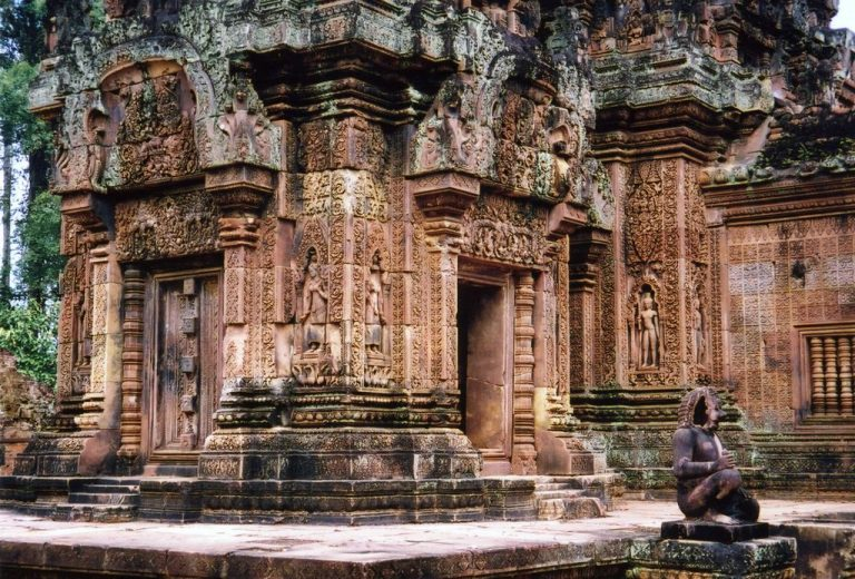Buddhist temple Banteay Kdey