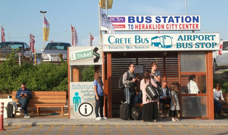 Heraklion Bus Station