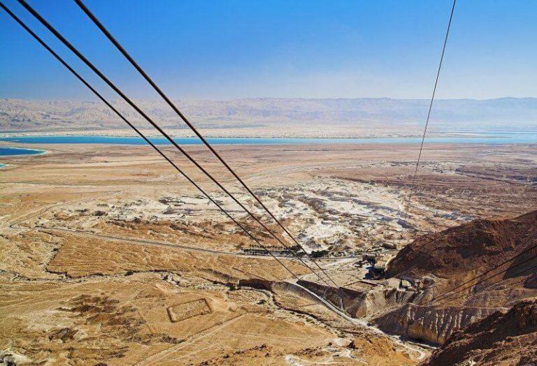 Mount Arad, Dead Sea