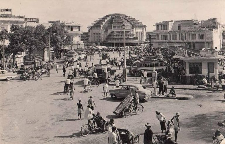 Central Market in 1960