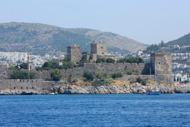 St. Peter's Castle in Bodrum