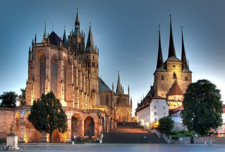 Cathedral (Erfurt Cathedral)