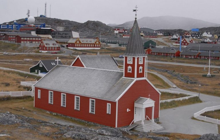 Cathedral, Nuuk
