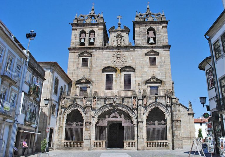 Photo: Cathedral of Santa Maria in Braga