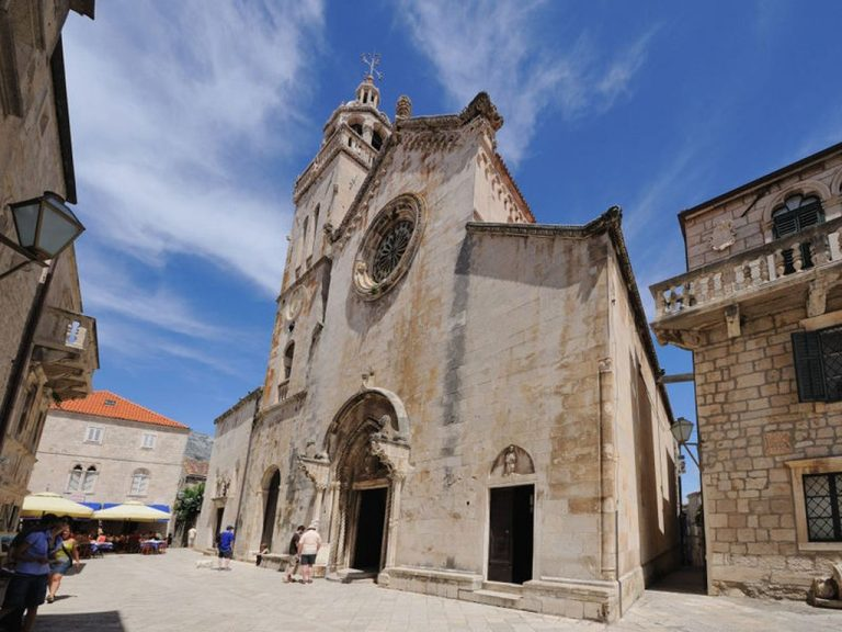 St. Mark's Cathedral, Korcula