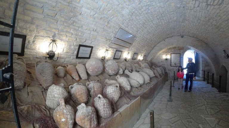 Museum in Cesme Fortress