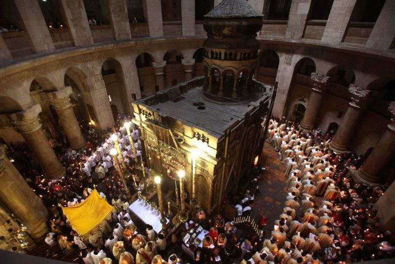 Chapel of the Holy Sepulcher