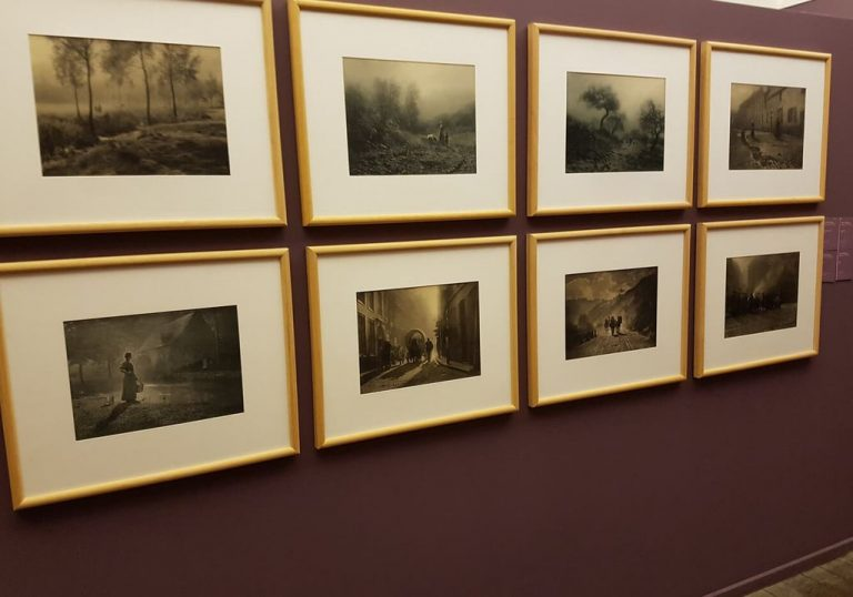 Pictures at the Museum of Photography