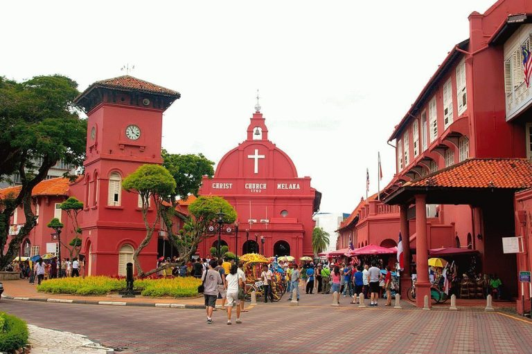 Church of Christ in Malacca