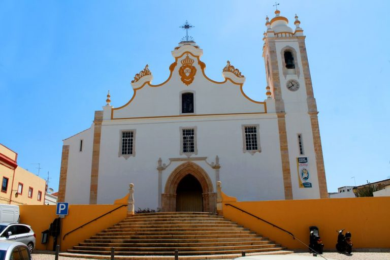 Church of the Virgin Mary of Portimao