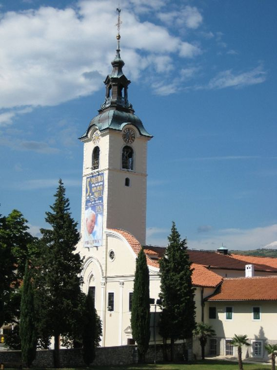 Church of Our Lady of Trsat