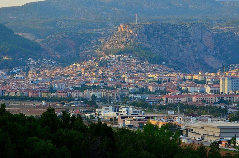 Mugla city, Turkey