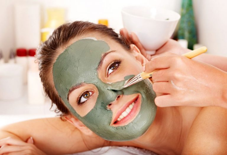 Mineral mud beauty treatments