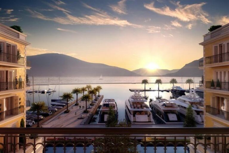 Accommodation in Tivat