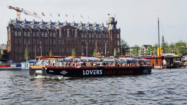 Amsterdam Water Canal Cruise