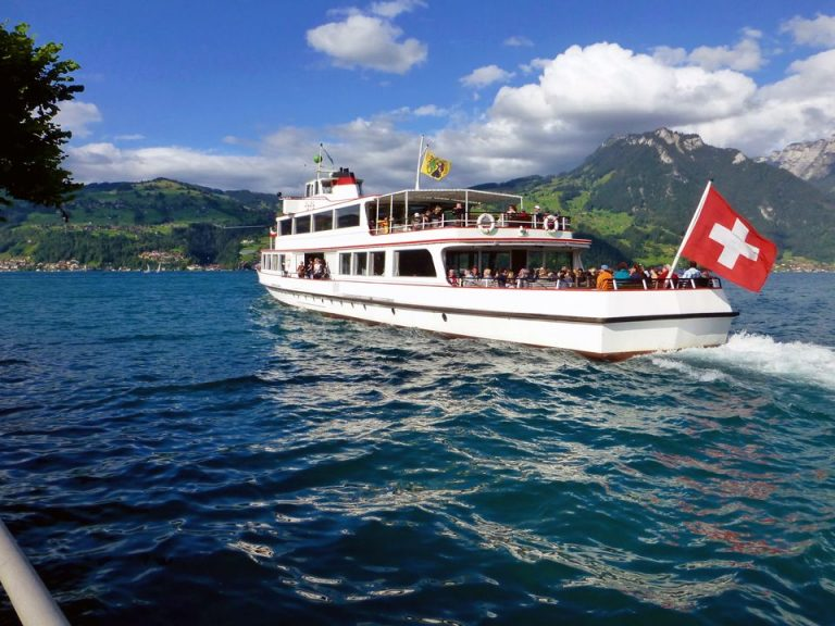 Thun Lake Cruise