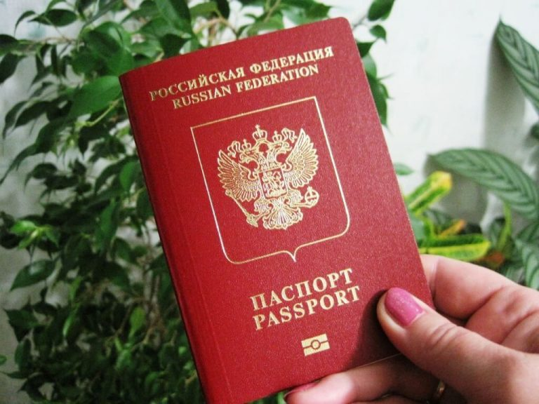 Passport PF
