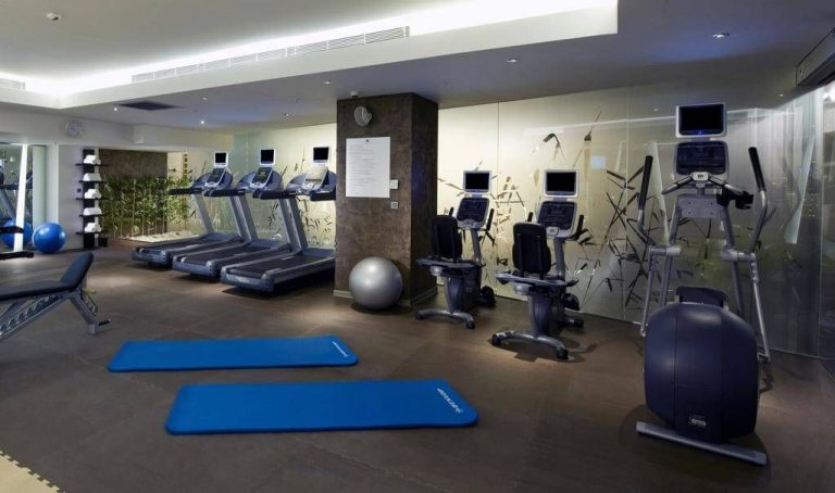 Fitness equipment at DoubleTree By Hilton Istanbul - Old Town