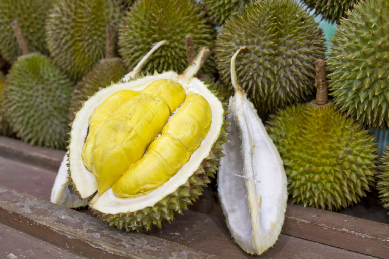 Photo: Exotic Durian