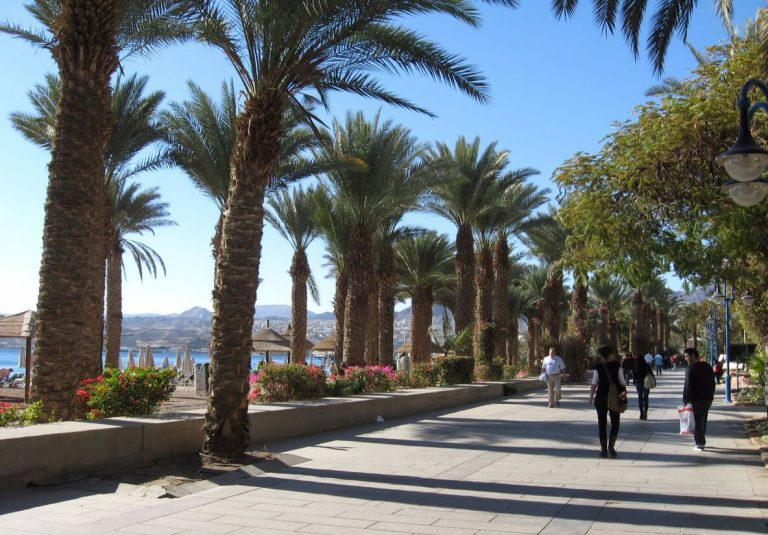 Eilat Embankment