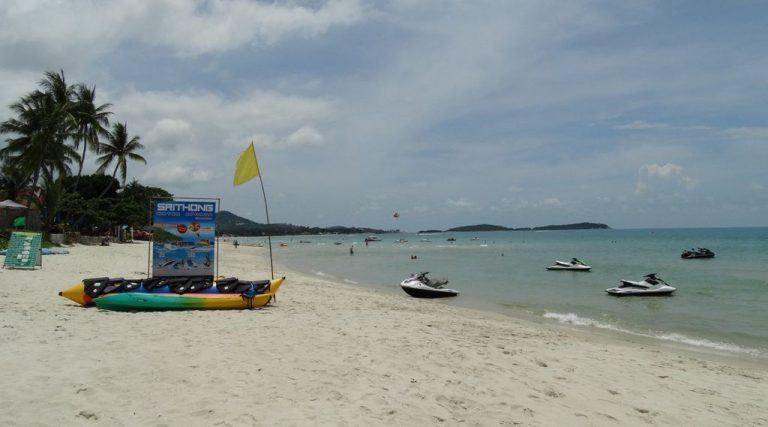 Things to do on Chaweng Beach