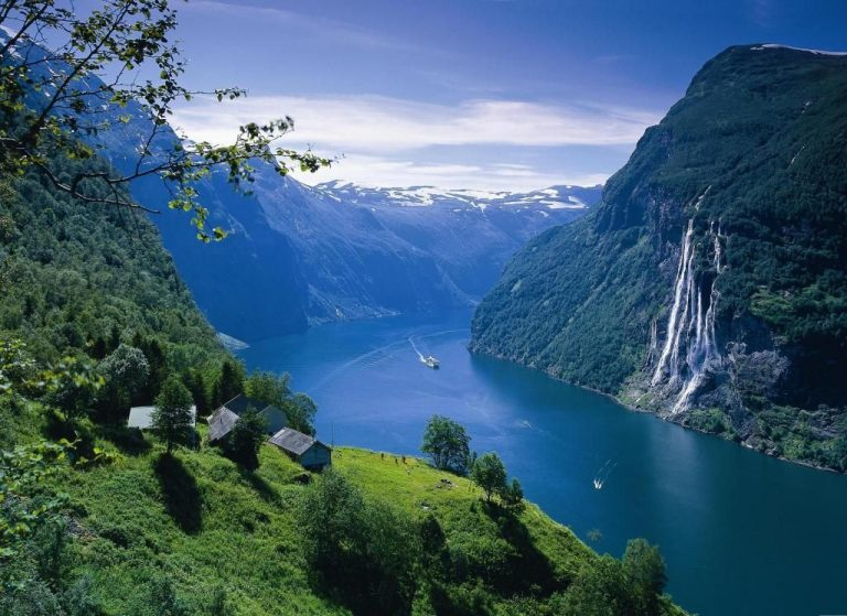 Excursions to the fjords