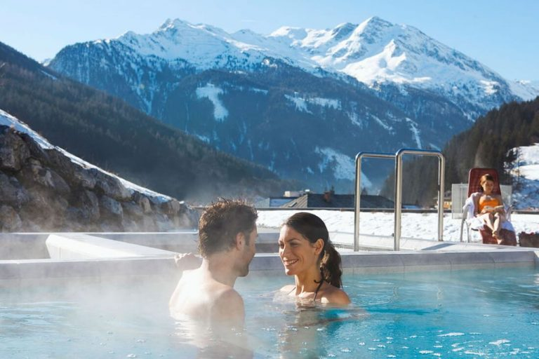 Thermal springs Bad Gastein