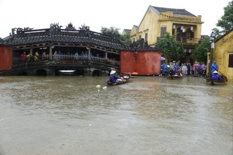 Flooding in Hoi An