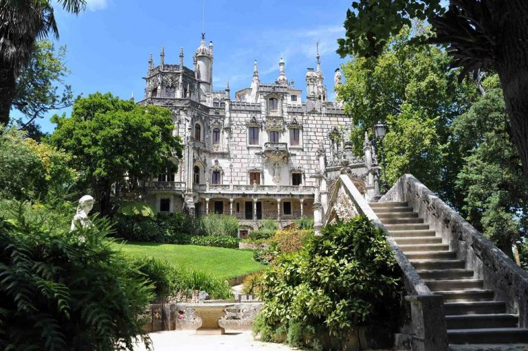 Palace and Park Complex Quinta da Regaleira