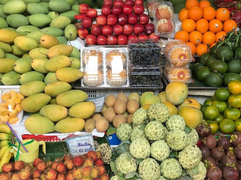 Fruit at Ben Thanh Market