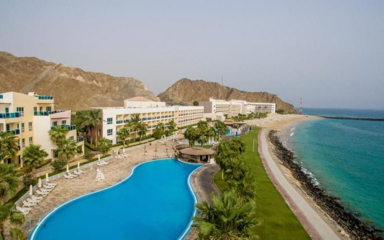 Fujairah on the Indian Ocean