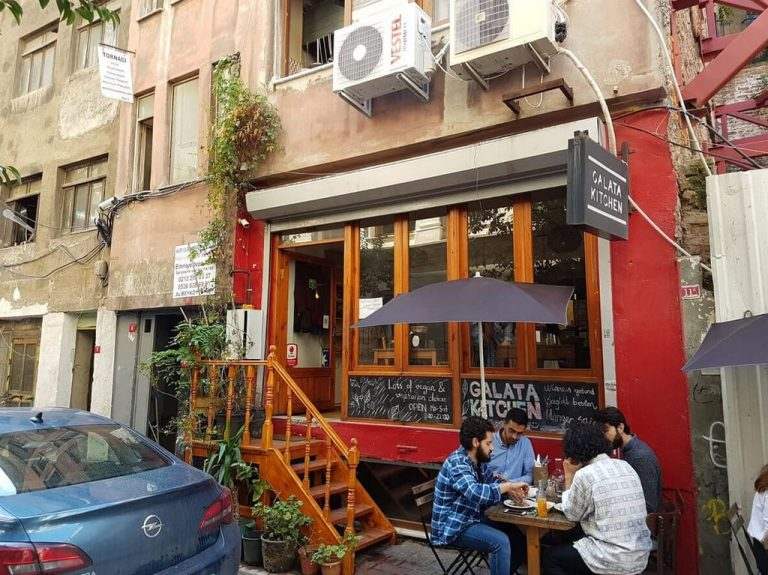Cafe Galata Kitchen