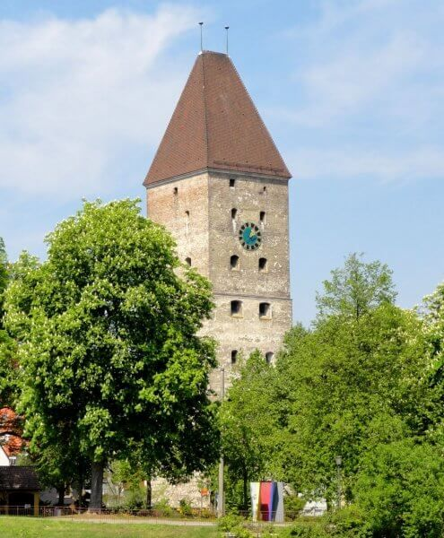Butcher's Tower