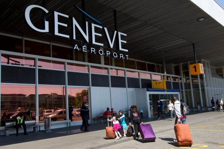 Airport Geneve-Cointrin Airport