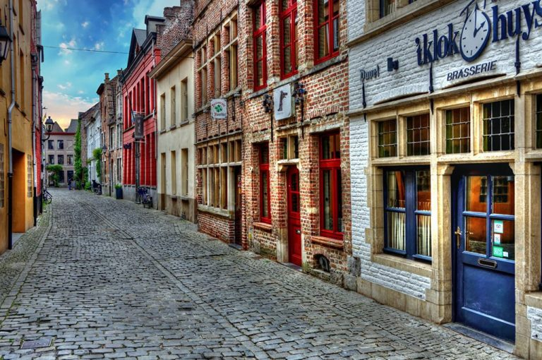 Such streets in Ghent