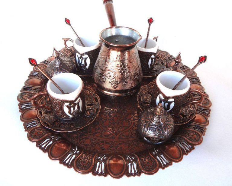 Gift Coffee Set