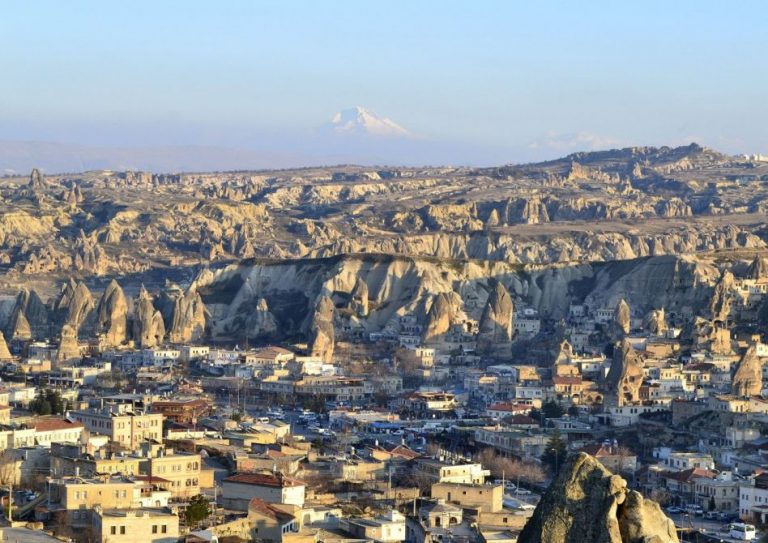 Goreme - the center of Cappadocia
