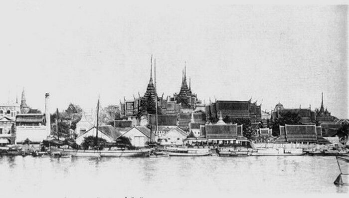 Grand Palace in 1860