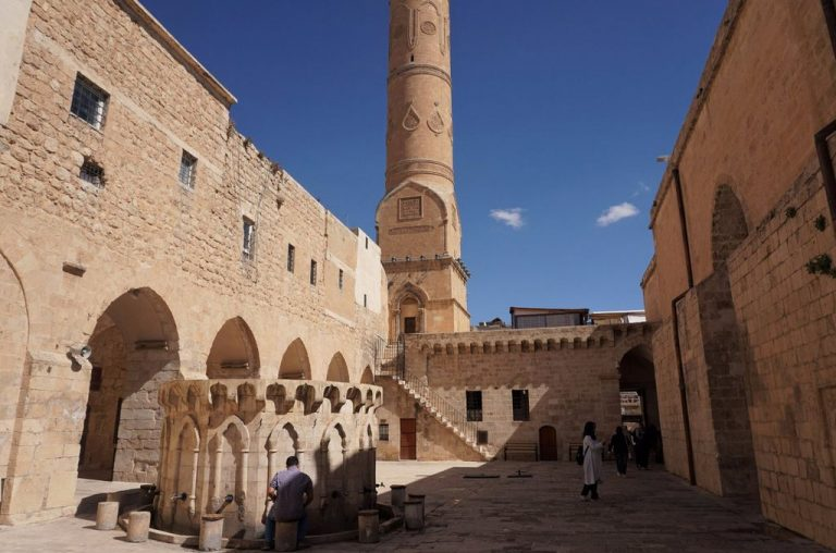 The Great Mosque of Mardin