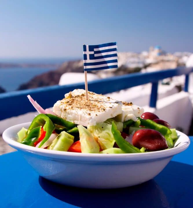 Greek national dish