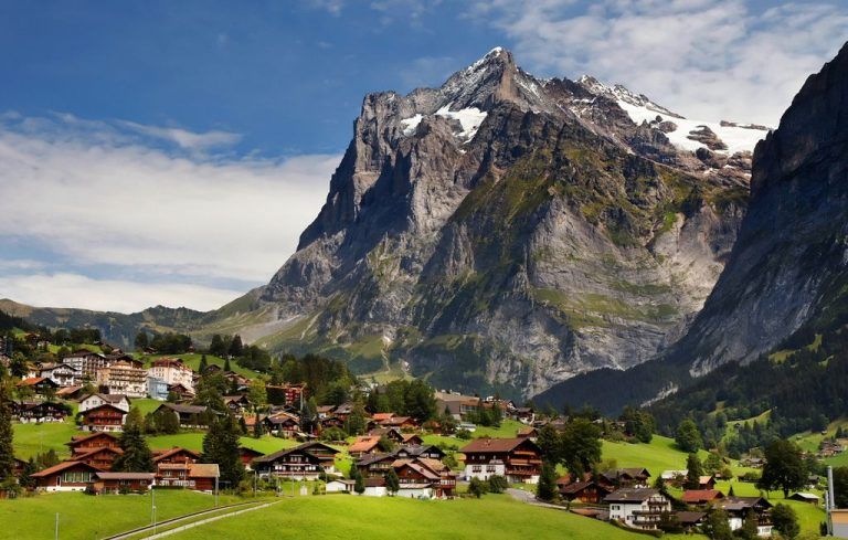 Grindelwald - commune in the canton of Bern