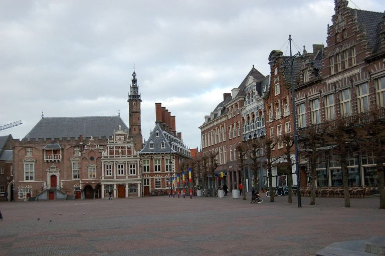 Haarlem Central Square