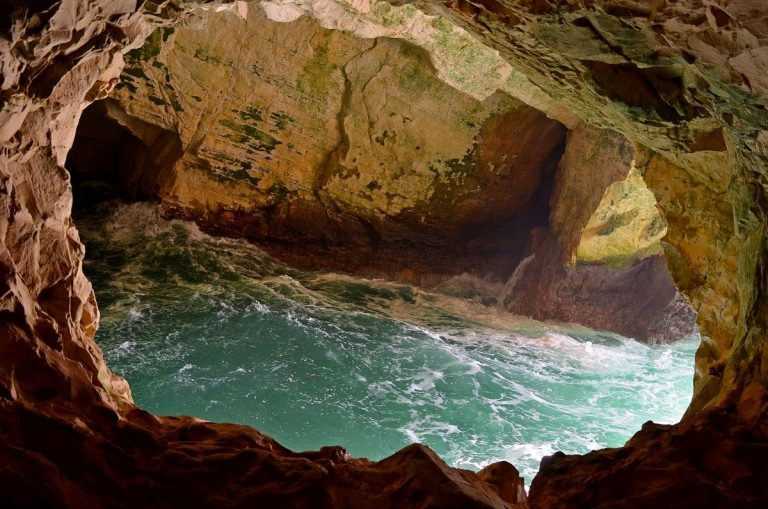 Grottoes Rosh a Nikra